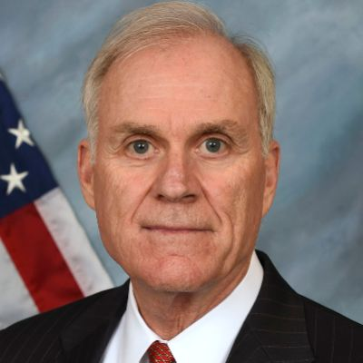 Picture of Richard V. Spencer, CEO of U.S. Navy