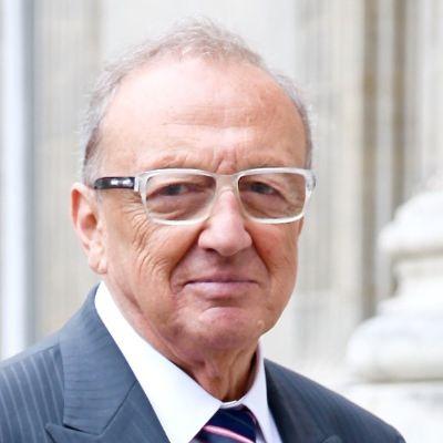 Picture of Michel Caron, CEO of ALEFPA
