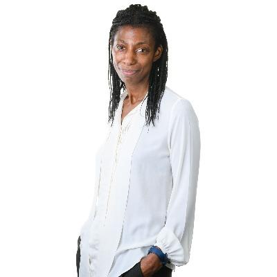 Headshot of Dame Sharon White, CEO of John Lewis & Partners