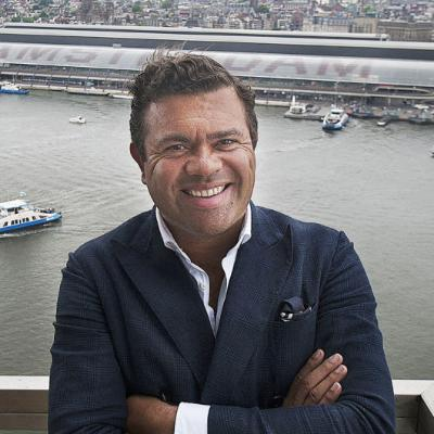 Picture of Joris Aperghis, CEO of WE Fashion