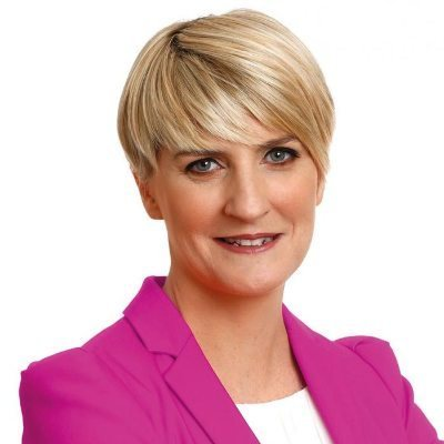 Picture of Averil Power, CEO of Irish Cancer Society