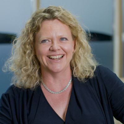 Picture of Penny James, CEO of Direct Line Group