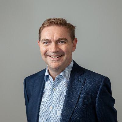 Picture of Johan Vermeieren , CEO of Trilations