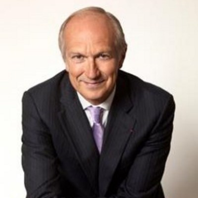 Headshot of Jean Paul Agon, CEO of L'Oréal