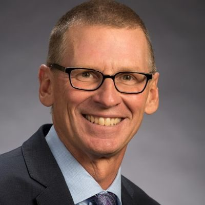 Headshot of Todd Penegor, CEO of Wendy's