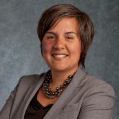 Picture of Elisa Villanueva Beard, CEO of Teach For America