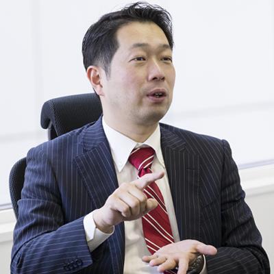 株式会社アドミックの経営者海田 晃弘氏の顔写真