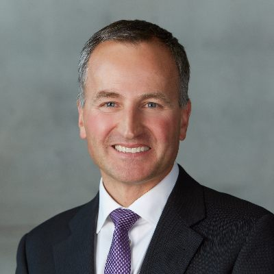 Picture of Dave Filipchuk, CEO of PCL Construction
