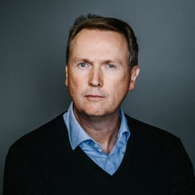 Picture of Marco Börries, CEO of enfore AG