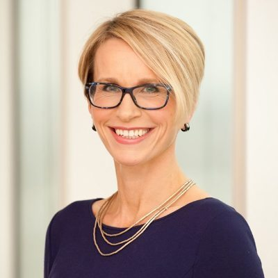 Picture of Emma Walmsley, CEO of GlaxoSmithKline