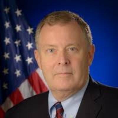 "Picture of James Frederick ""Jim"" Bridenstine, CEO of NASA"