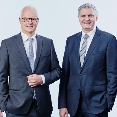 Picture of Dr. Stefan Schwenkedel (CFO), Tillman Brauch (CEO), CEO of Löwen Play