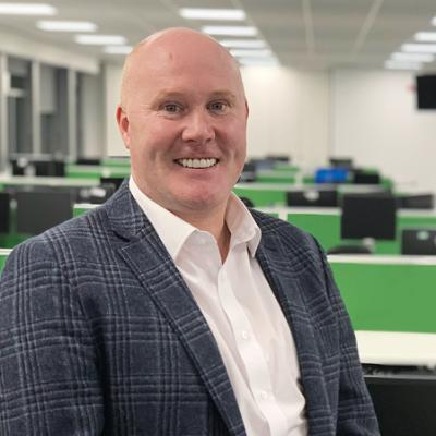 Headshot of Lee Hull, CEO of Verastar