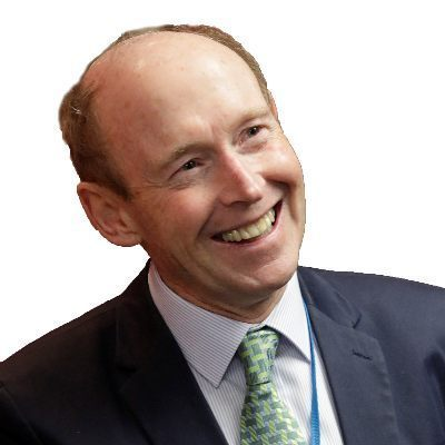 Picture of David Bogle, CEO of Hightown Housing Association