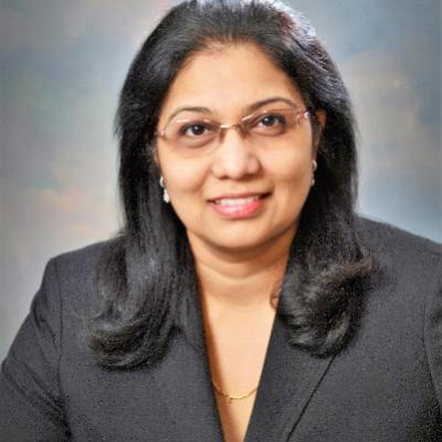 Picture of Neeraja Lingam, CEO of IndraSoft