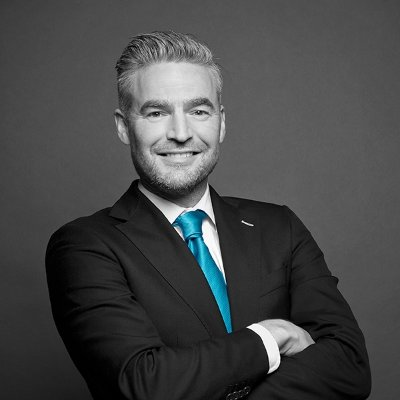 Picture of Wieger Willems, CEO of Kracht Recruitment