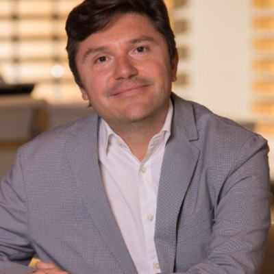 Picture of Giorgio Pradi, SVP & General Manager, CEO of Sunglass Hut