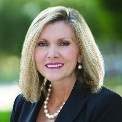 Picture of Donna Hyland, CEO of Children's Healthcare of Atlanta