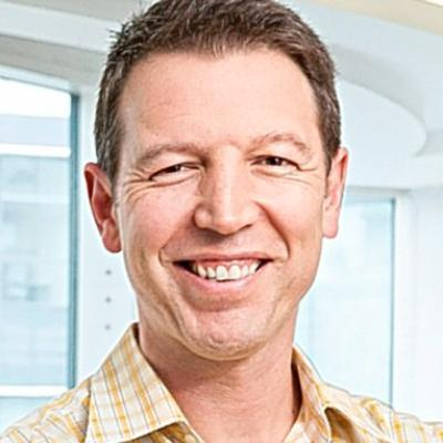 Picture of David Dyson, CEO of Three