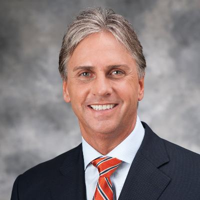 Picture of Mark Widmar, CEO of First Solar, Inc.