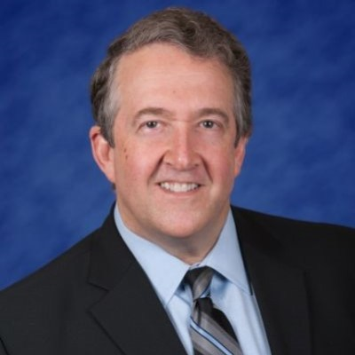 Picture of Ken Burdick, CEO of WellCare