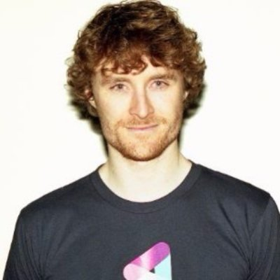 Picture of Paddy Cosgrave, CEO of Web Summit