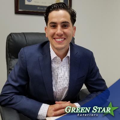 Picture of Justin Fiordimondo, CEO of Green Star Exteriors
