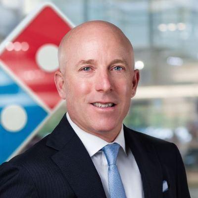 Headshot of Richard (Ritch) Allison, CEO of Domino's