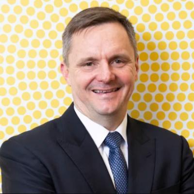 Picture of Steve Johnston, CEO of Suncorp Group