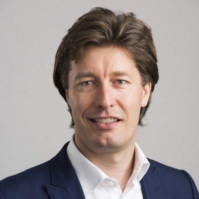 Picture of Martijn de Lange, CEO of Hermes