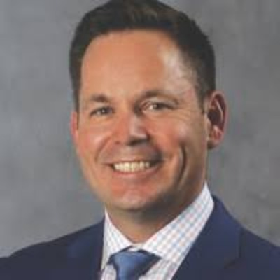 Picture of Brent Hillabrand, CEO of Carolina Handling