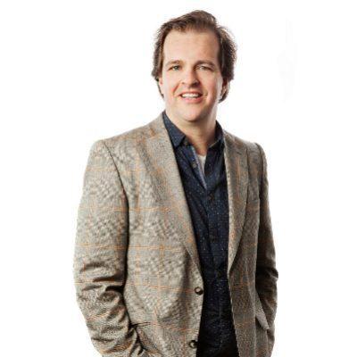 Picture of Jaco Verboom, CEO of Flox Werkt