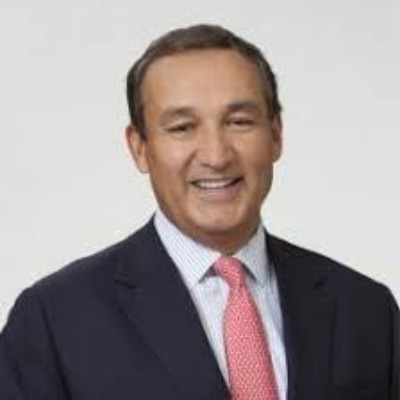 Picture of Oscar Munoz, CEO of United Airlines