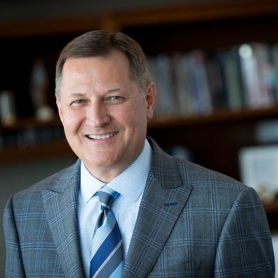 Picture of Terry Shaw, CEO of AdventHealth