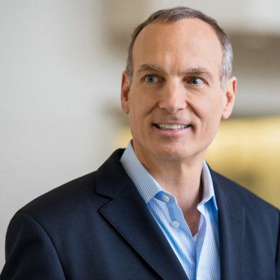 Picture of Glenn Fogel, CEO of Booking.com