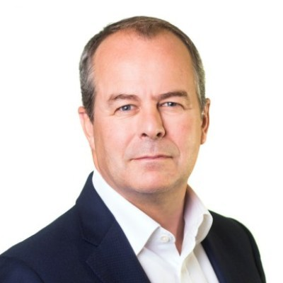 Picture of David Craig, CEO of Refinitiv