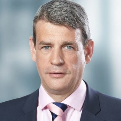 Picture of Neil Cunningham, CEO of APCOA Parking