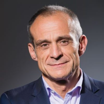 Picture of Jean-Pascal Tricoire, CEO of Schneider Electric