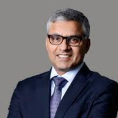 Headshot of Pramod Yadav, CEO of Jubilant Pharma Holdings Inc.