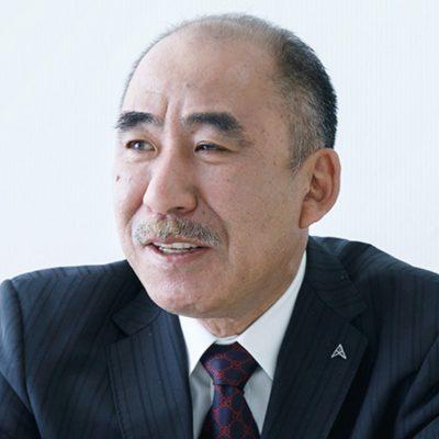 株式会社エー・オー・シーの経営者藤平 幸彦氏の顔写真