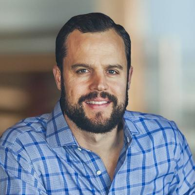 Picture of Brannon Lacey, CEO of PeopleScout