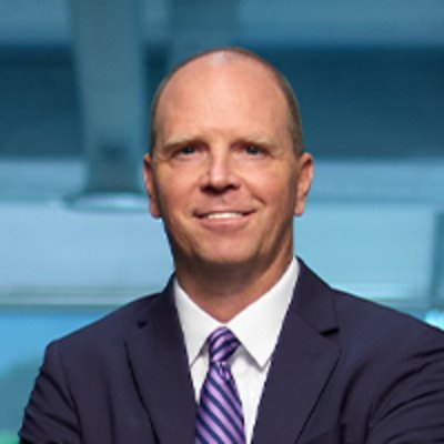 Headshot of Andy Taylor, CEO of GORE MUTUAL INSURANCE COMPANY