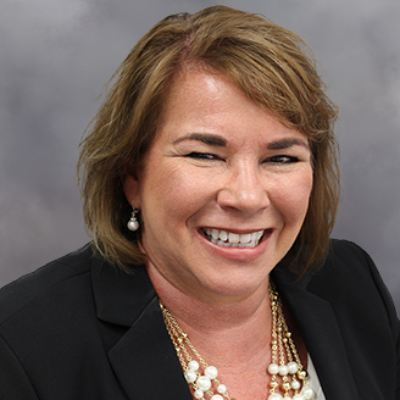 Picture of Lisa Whitaker, CEO of CFCU Community Credit Union