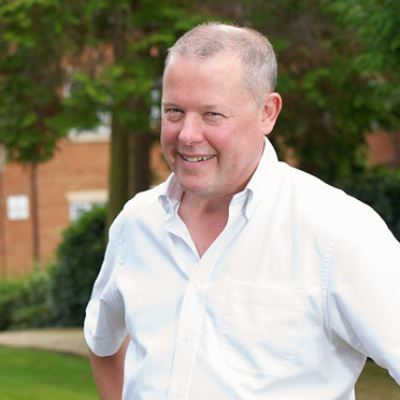 Picture of Paul Snell , CEO of Walsingham Support
