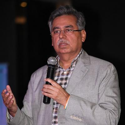 Headshot of Pawan Munjal, CEO of Hero Moto Corp