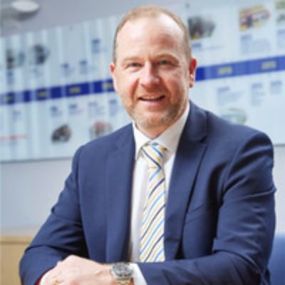 Picture of Tony Dobbs, Managing Director at Heron Foods, CEO of Heron Foods