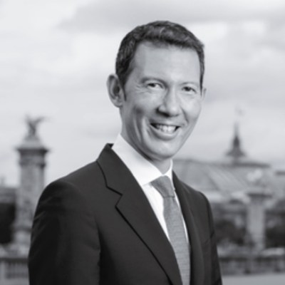 Picture of Benjamin Smith, CEO of Air France