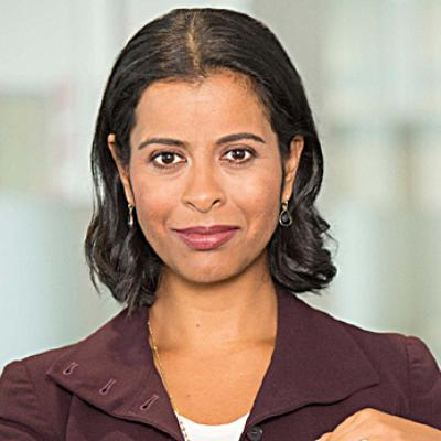 Picture of Neela Montgomery, CEO of Crate and Barrel