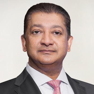 Picture of Raj Naran, CEO of ALS