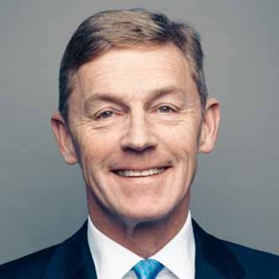 Picture of Alistair Elliott, CEO of Knight Frank